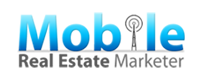 Mobile Real Estate Marketer Logo